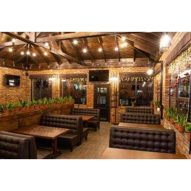 Новый зал кафе Амбар
