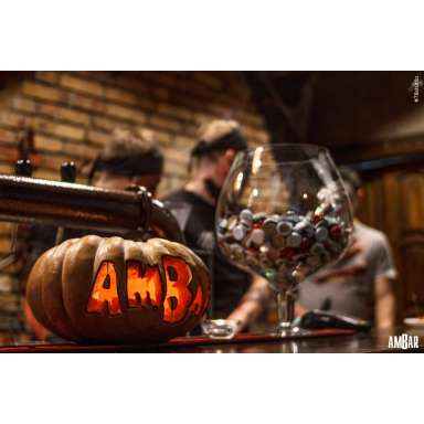 AmBar Halloween Party 29.09.16
